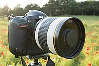 Kenko Mirror Lens 800mm f-8 DX - New Gear Acquired! (8738738718).jpg