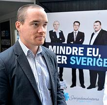 Fredric karen ny publisher pa svenska dagbladet