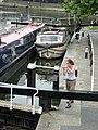 Kentish Town Road Lock, Regent's Canal - geograph.org.uk - 864085.jpg