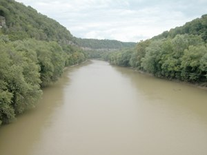 Bluegrass region - Image: Kentucky River 8100