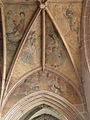 Kernascléden (56) Chapelle Notre-Dame Voûtes du chœur 17.JPG