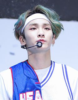Key at the Samsung Play The Challenge on May 2015.jpg