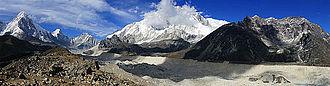 Khumbu - Khumbu Glacier