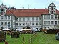 Kißlegg Dilldabba vor dem Neuen Schloss - panoramio.jpg