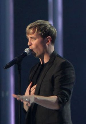 Kian Egan - Egan performing in 2009