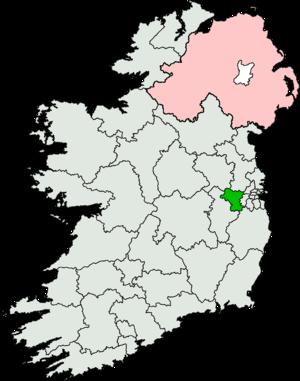 Kildare North (Dáil Éireann constituency) - Image: Kildare North (Dáil Éireann constituency)