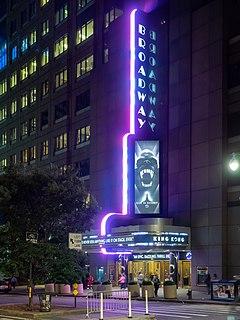 Theatre in New York