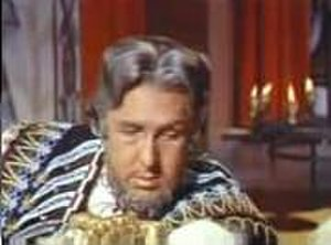 Frank Thring - Thring on the set of King of Kings