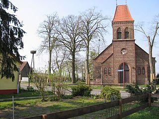 Nuthetal Place in Brandenburg, Germany