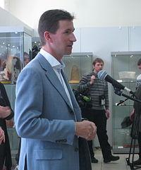 Kirill Babaev (exhibition in Rudomino library, 2012).jpg