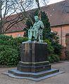 Kirkegaard statue Hasselriis Copenhagen Denmark.jpg