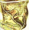 Klein-Glienicke Parkplan Kraatz 1862 Ausschnitt Böttcherberg.jpg