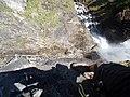 Klettersteig Lehner Wasserfall - panoramio (8).jpg