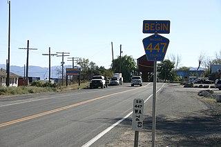 Gerlach, Nevada Census-designated place in Nevada, United States
