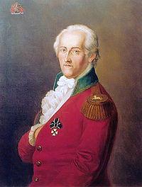 Adolph von Knigge (1752 - 1796).