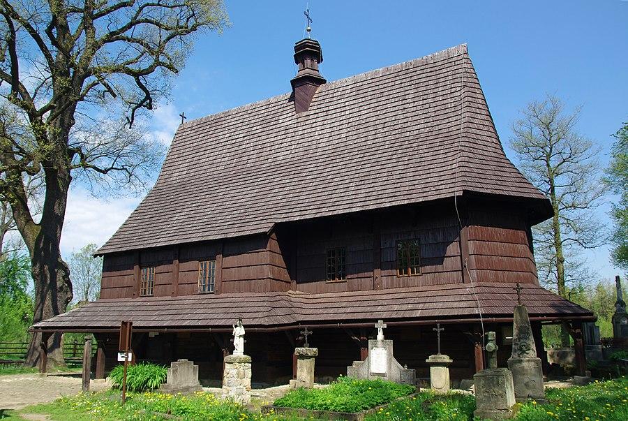 St. Leonard's Church, Lipnica Murowana