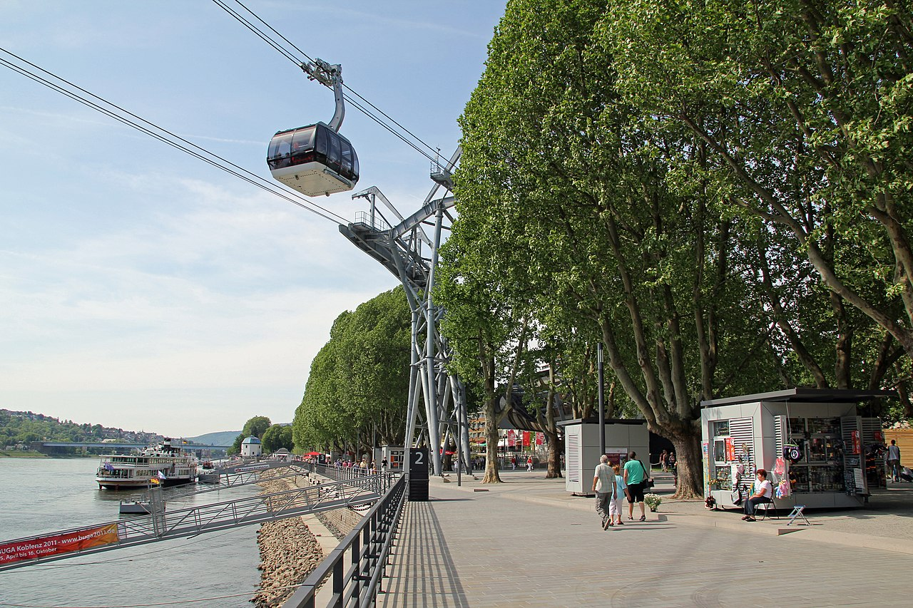 Koblenz Cable Car Price