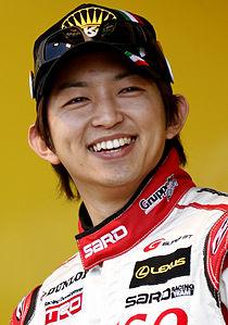 Kohei Hirate 2010 Super GT Fuji 400km.jpg