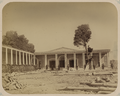 Kokand Khanate. City of Andidzhan. Palace of the Son of the Kokand Khan under Construction WDL10721.png