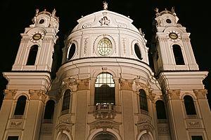 Kollegienkirche, Salzburg