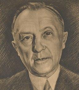 Konrad Adenauer [CC BY-SA 3.0 de (https://creativecommons.org/licenses/by-sa/3.0/de/deed.en)], via Wikimedia Commons