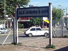 Alejandro Korn City