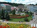 Koronowo town square.jpg