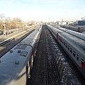 Kotlas-Iujnyi railroad station 2018 (01).jpg