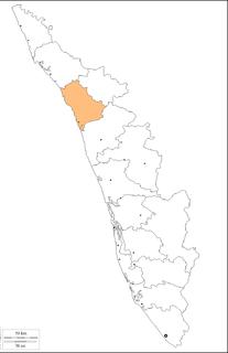 Kozhikode district District in Kerala, India