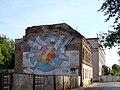 Kraków - ul. Zabłocie 17 - budynek - mural (02) - DSC06276 v1.jpg
