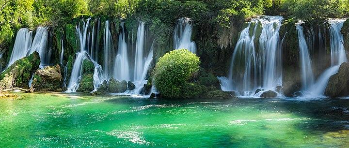 Kravica Waterfalls,Bosnia & Herzegovina