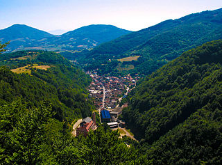 Kreševo Town and municipality in Federation of Bosnia and Herzegovina, Bosnia and Herzegovina