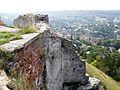Kremenets Mountains, Castle Mountain (Bona), prospects, 27.08.2007 09.jpg
