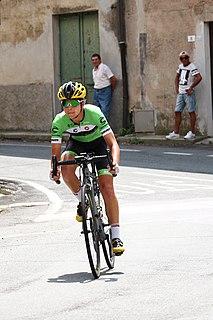 Kristabel Doebel-Hickok American cyclist