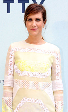 Kristen Wiig på premiären av The Secret Life of Walter Mitty i Australien 2013.
