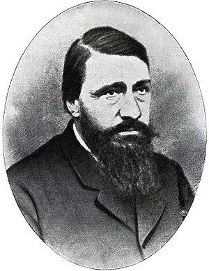 Paul Kruger - Image: Kruger c 1852