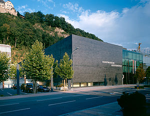 Kunstmuseum Liechtenstein - Kunstmuseum Liechtenstein
