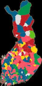 Puolueet 2021