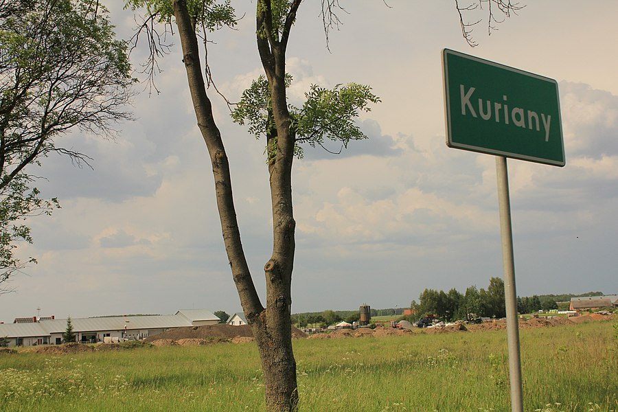 Kuriany, Poland