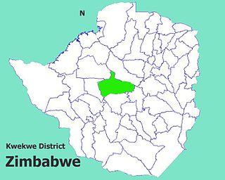 Kwekwe District District in Kwekwe, Zimbabwe