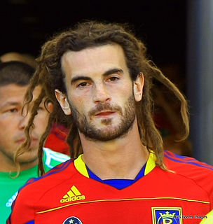 Kyle Beckerman American soccer player