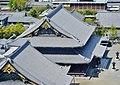 Kyoto Kyoto Tower Blick auf Higashi Hongan-ji 4.jpg