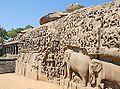 L'Ascèse d'Arjuna (Mahabalipuram, Inde) (13957935741).jpg