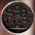 L'antico, medaglia di gian francesco gonzaga di rodigo, 1486-90 ca. 02.jpg