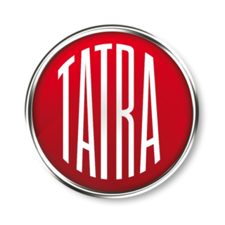 Tatra (company) vehicle manufacturer from the Czech republic