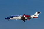LX-ONE Learjet 45 LJ45 - Luxemburg Air Ambulance (32930009156).jpg