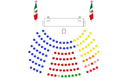 LXI LegislaturaSenadoMexico.png