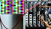 File:LZX Castles ADC DAC FlipFlops Counter ShiftRegister Castellano.webm