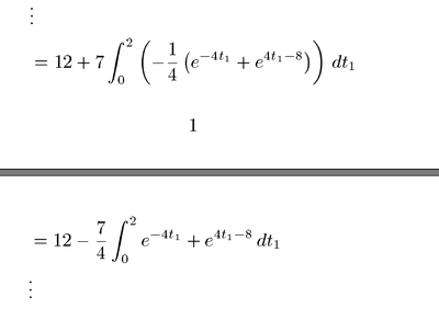 Latex equation left alignment final, sorry