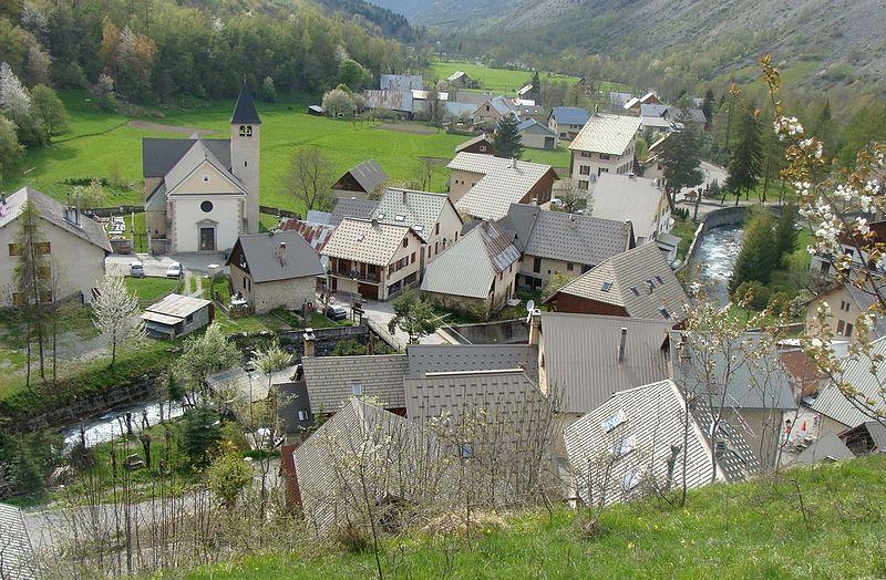 La Chapelle-en-Valgaudémar
